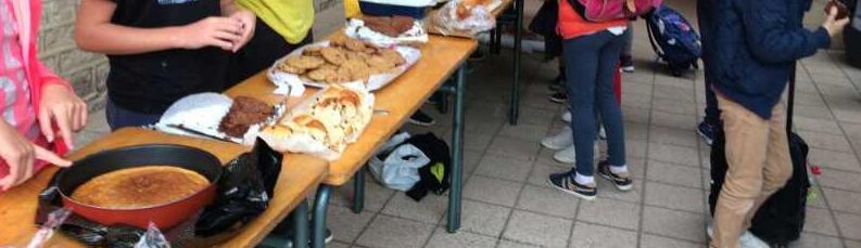 Vente De Gâteaux Sainte Marie