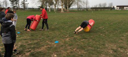 Activité Rugby !