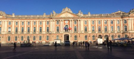 Voyage Toulouse !