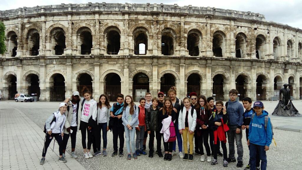 Photos «voyage à Nimes»