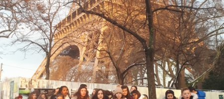 Voyage Paris !