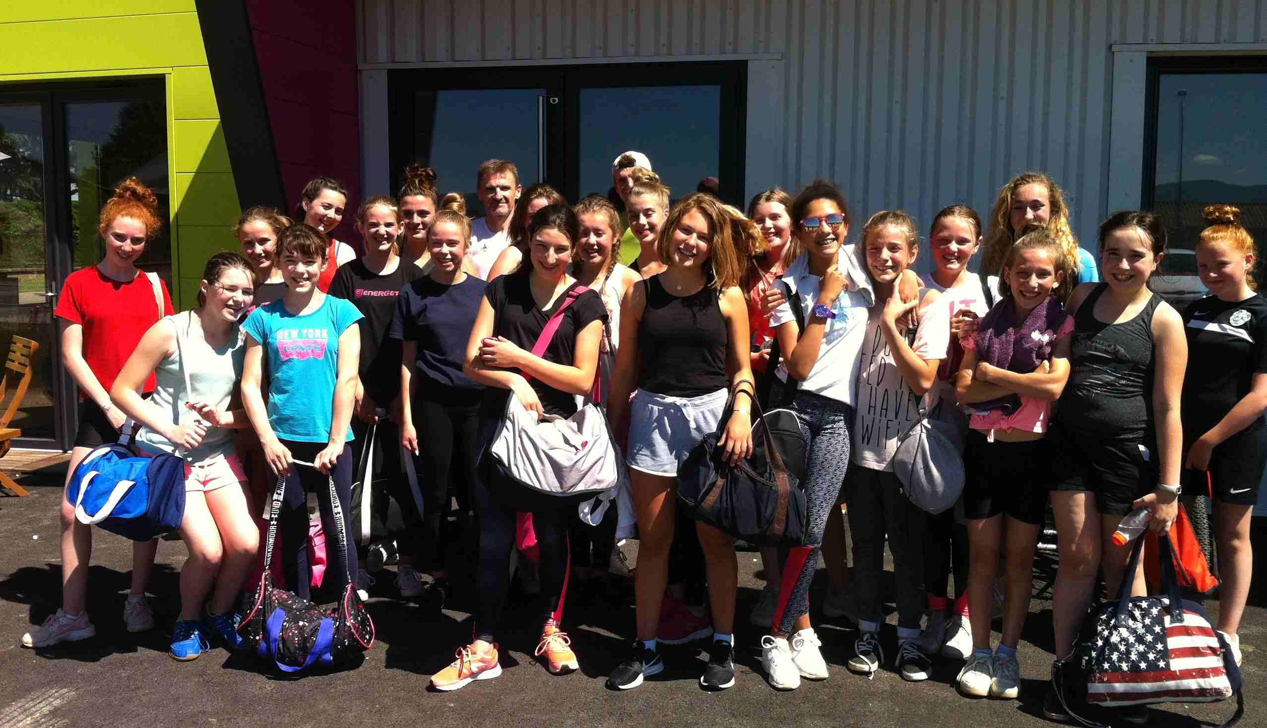 Photos Pour La Sortie As Fitness De Mardi 19 Juin!