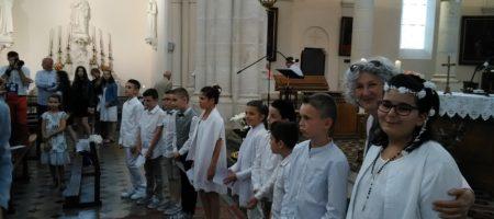 Première Communion Le Dimanche 3 Juin !