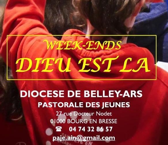Week-ends Dieu Est Là