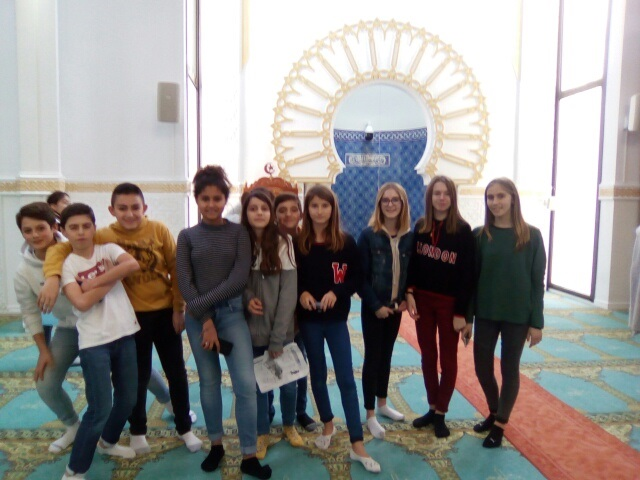 Visite Sur Lyon Des élèves De 5ème
