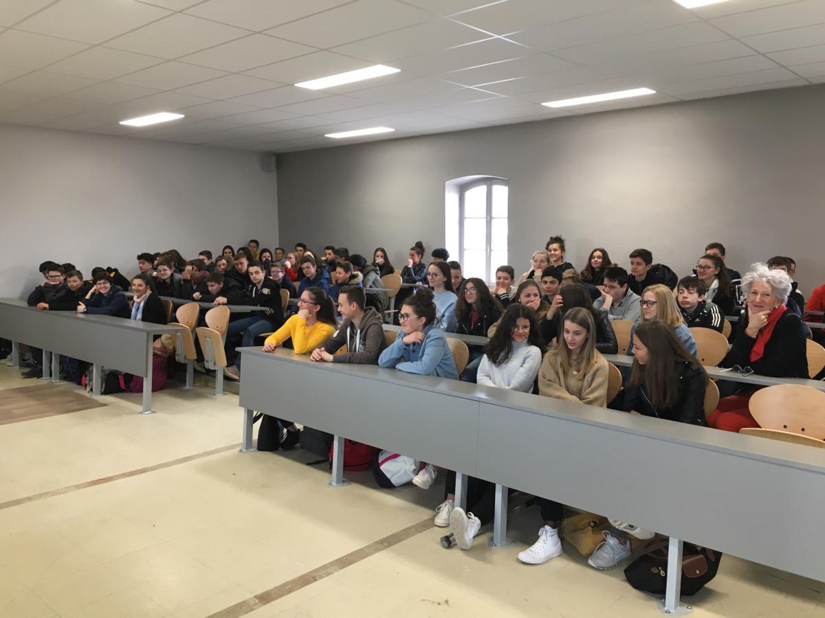 Découverte Du Lycée St JO