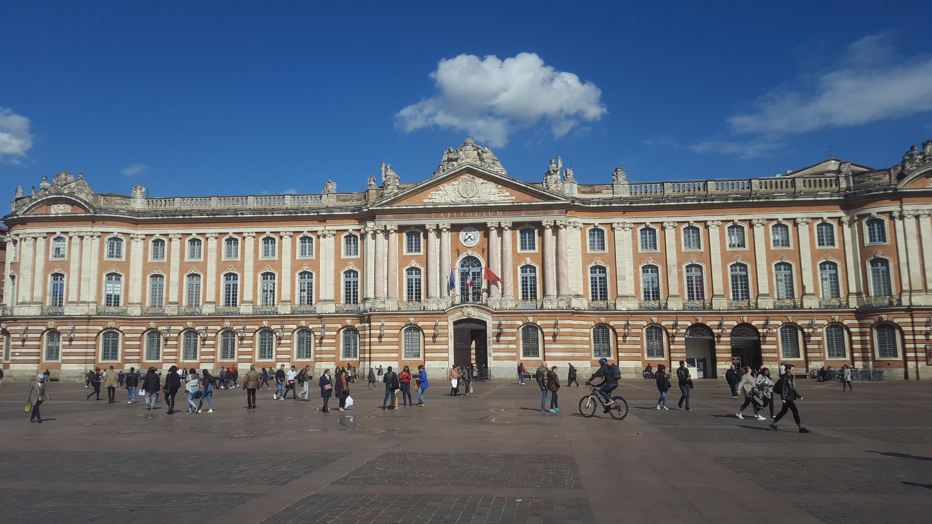 Voyage Des 5F à Toulouse.