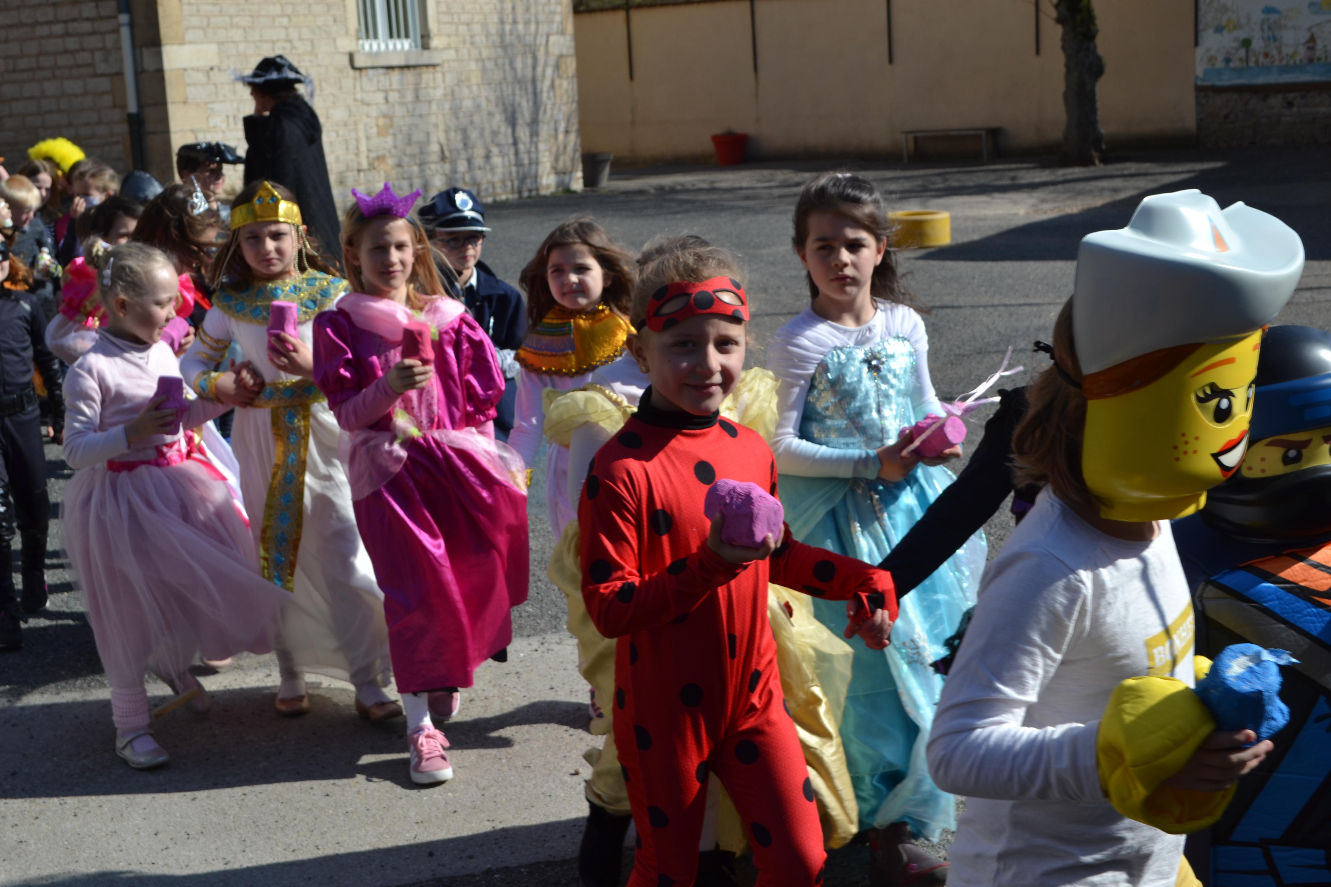Carnaval De Mi-Carême Sainte Marie