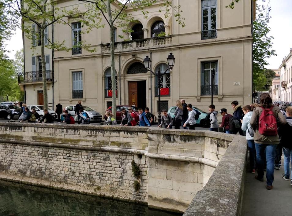 Les 6B En Provence : De Belles Découvertes Et De La Joie !