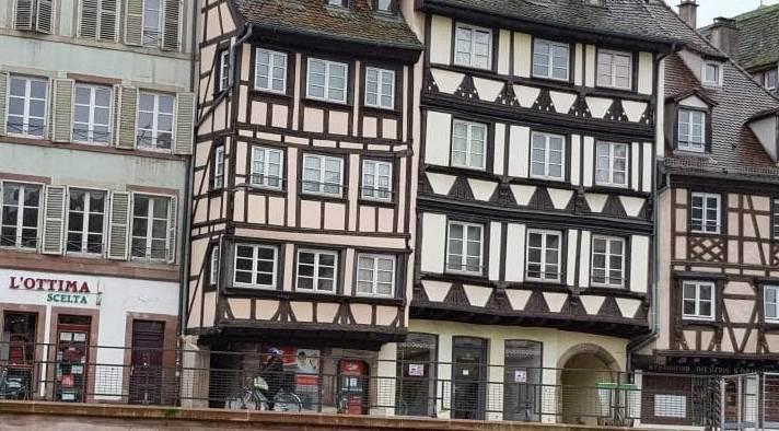 Quelques Photos De Nos élèves De 6E à Strasbourg.