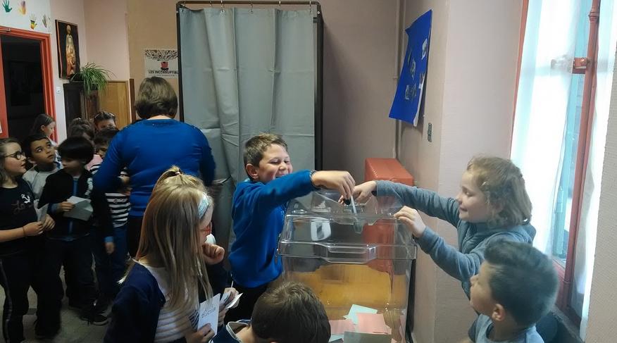 Vote Incorruptibles Du CP Au CM1