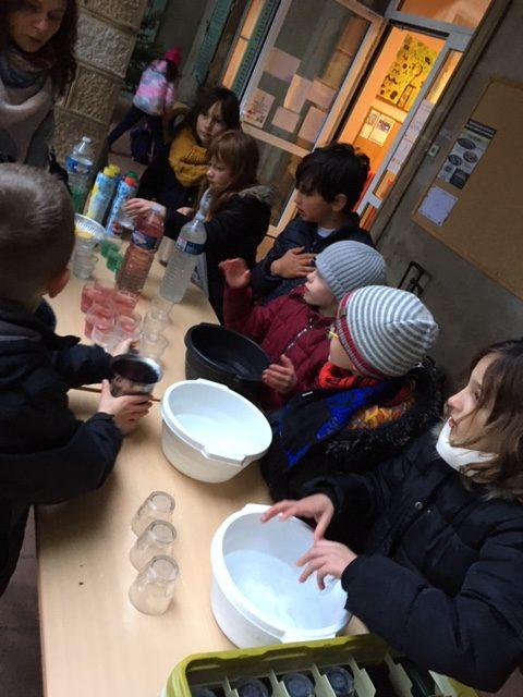 Vente De Gâteaux CE2