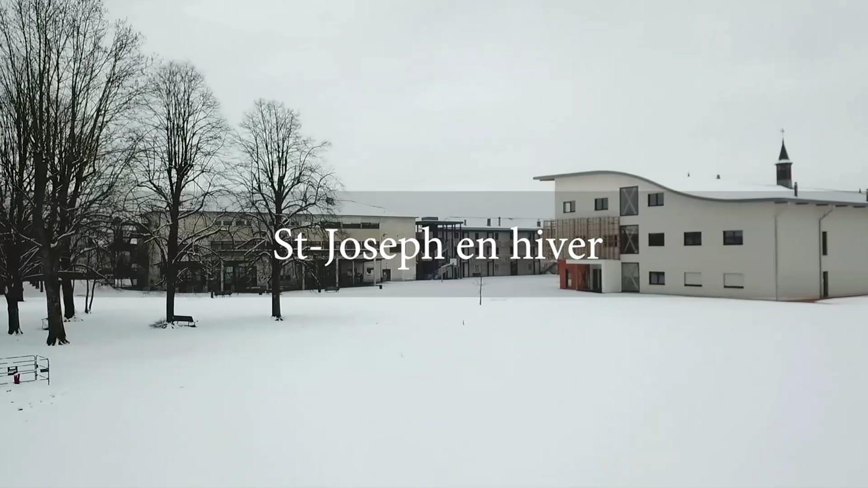 St-Joseph En Hiver! (vidéo)